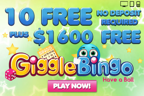 Play Online Bingo at Giggle Bingo